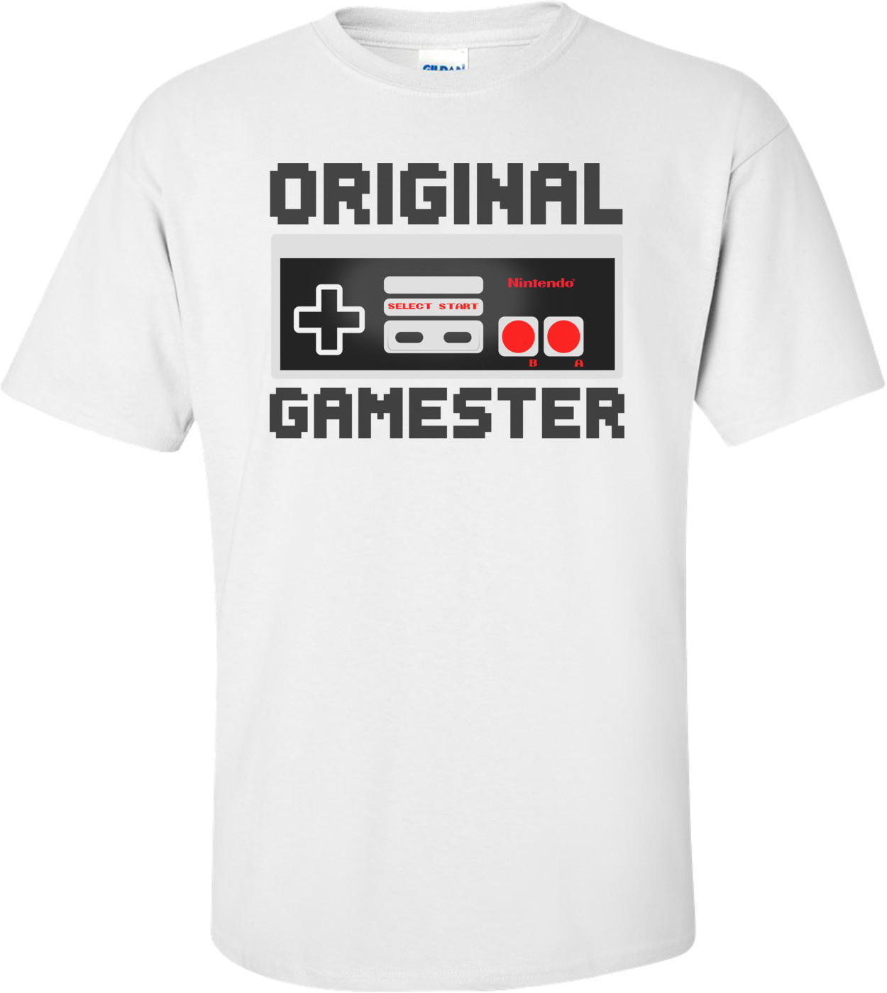 Original Gamester Cool Nintendo Shirt