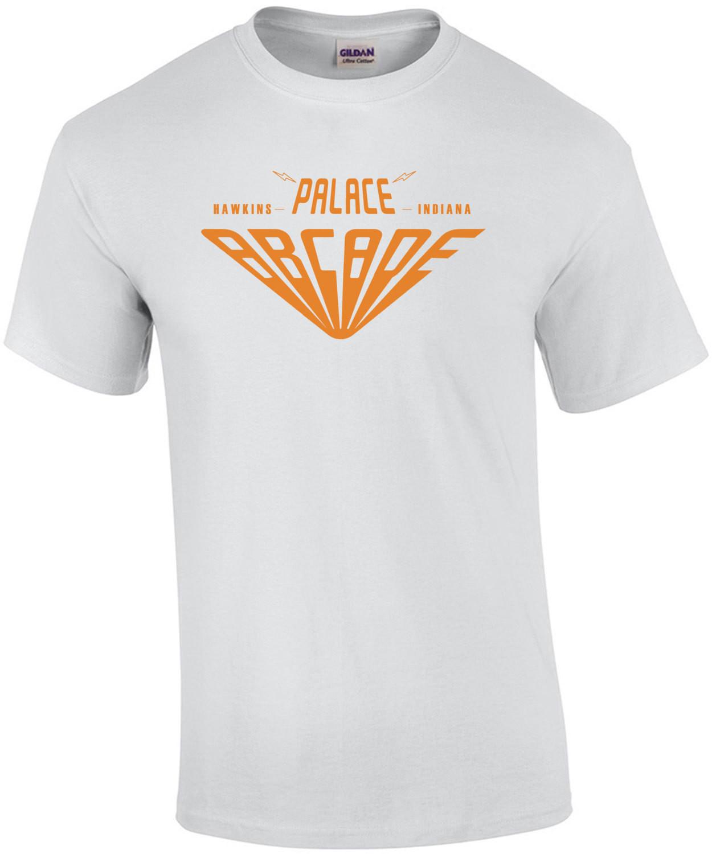 Palace Arcade - Hawkins Indiana - Stranger Things T-Shirt