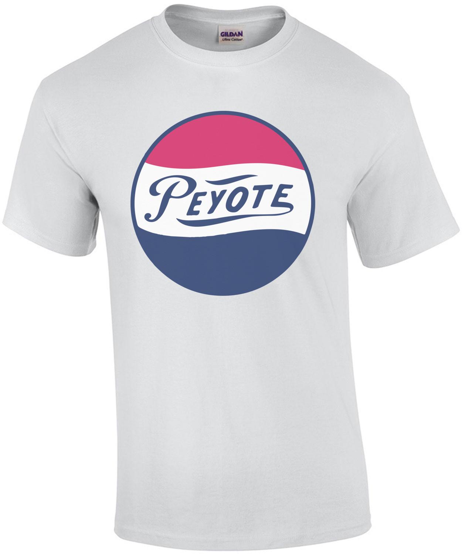Peyote Pepsi T-Shirt