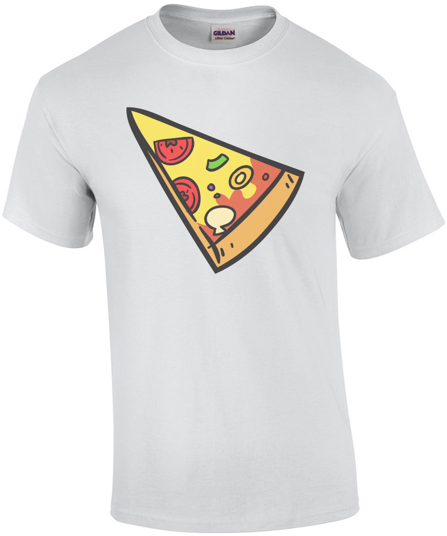 Pizza Slice - Parent + Child Funny T-Shirt