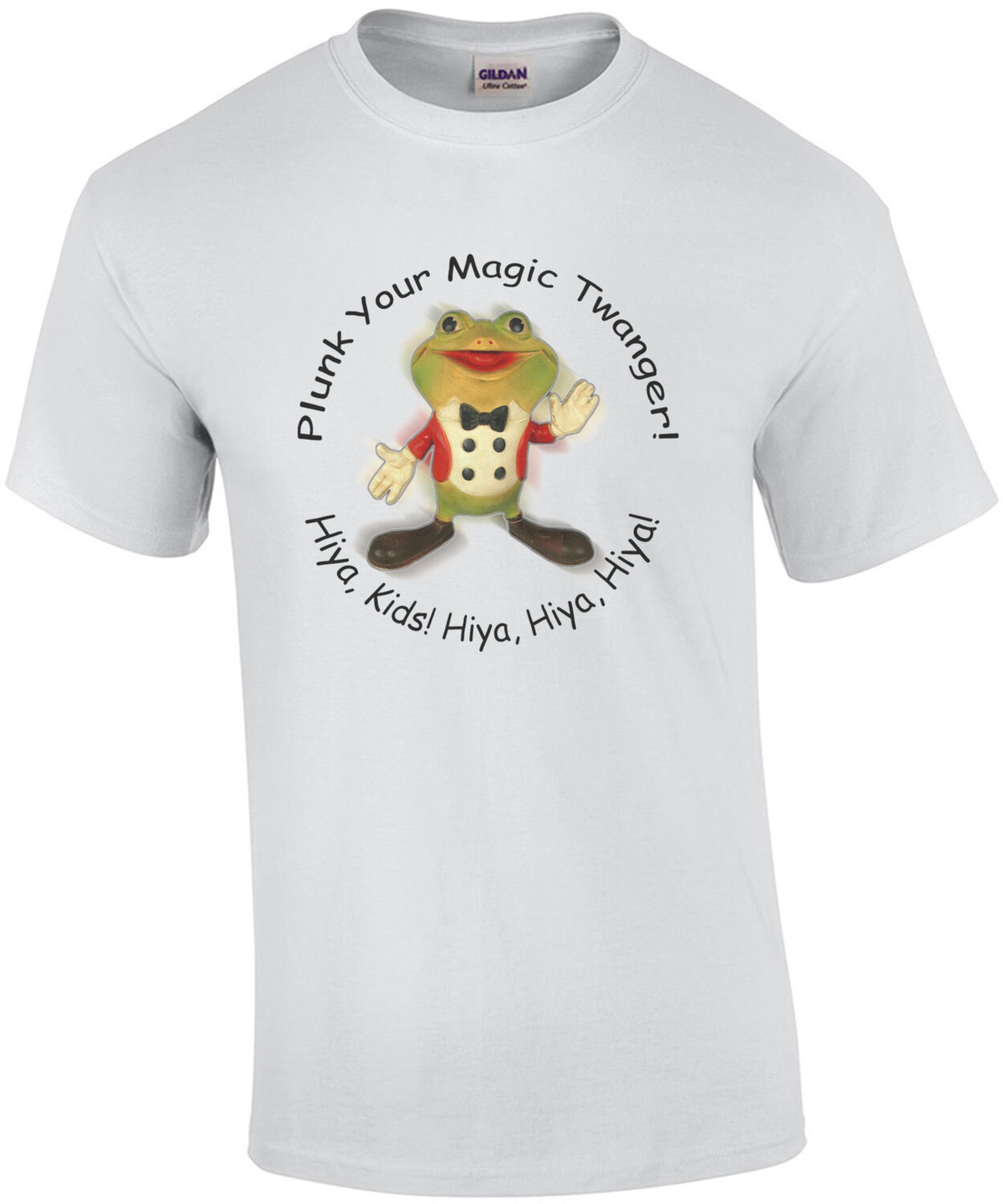 Plunk Your Magic Twanger! T-Shirt