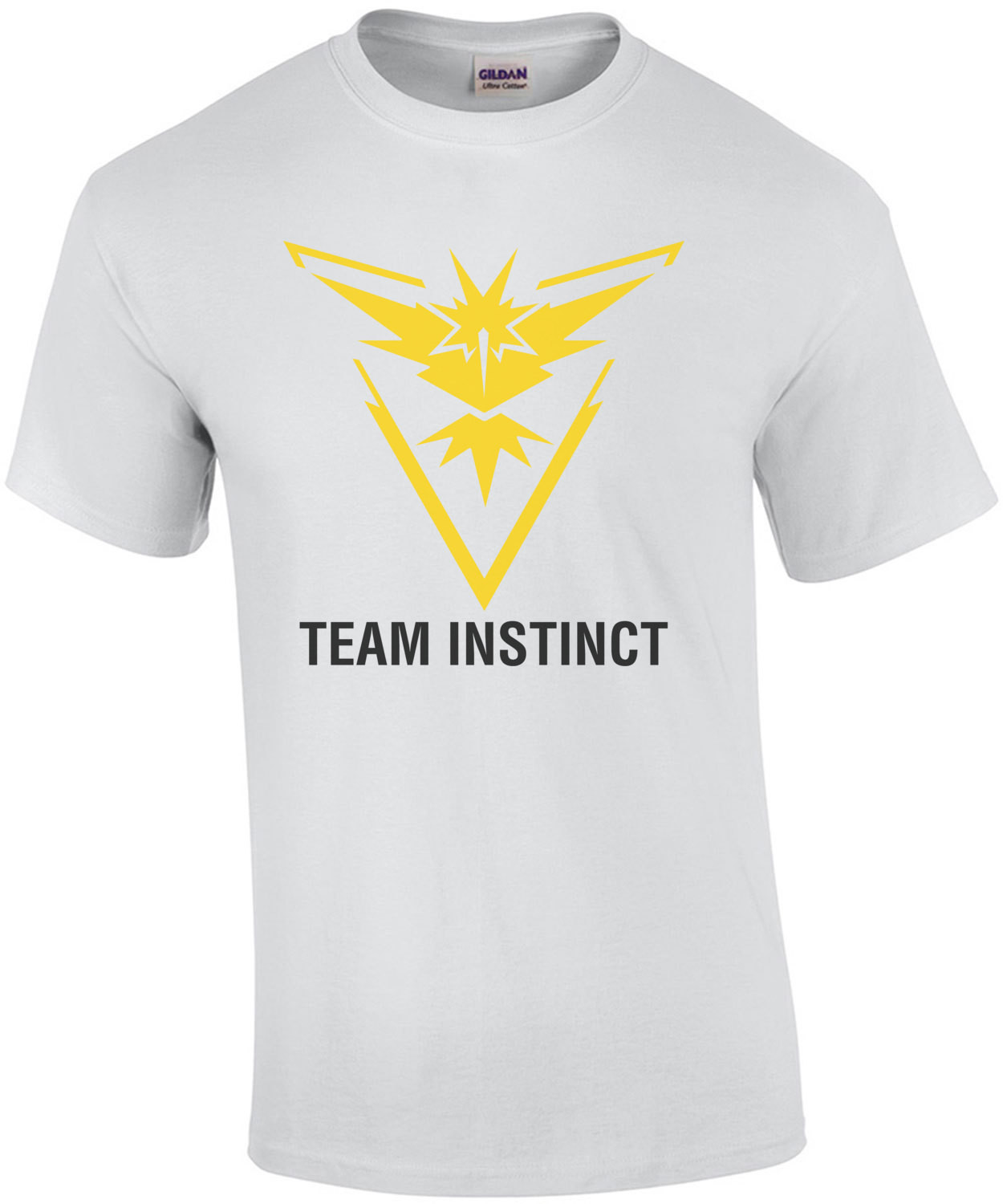 Pokemon Go Team Instinct Shirt