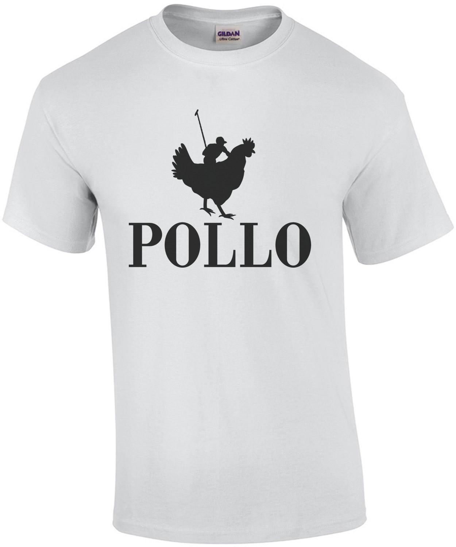 Pollo Polo Parody T-Shirt