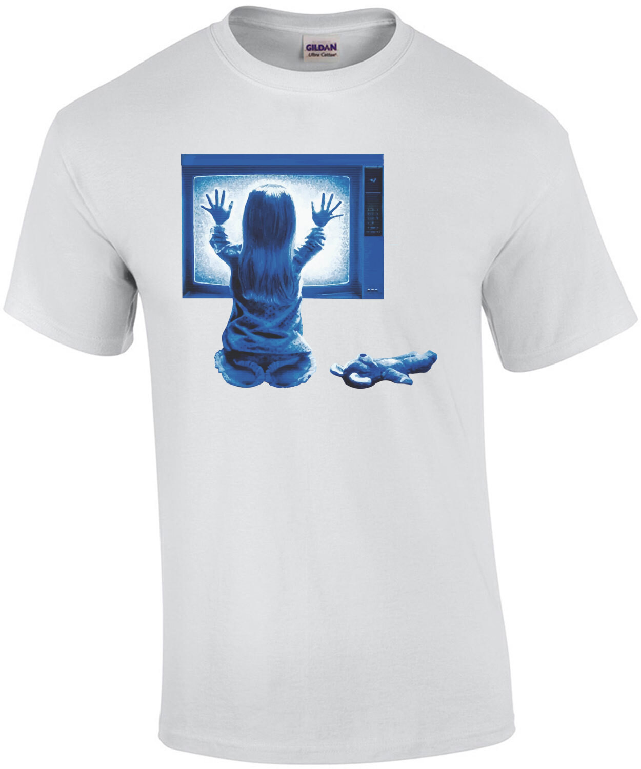 Poltergeist - They're here - 80's T-Shirt