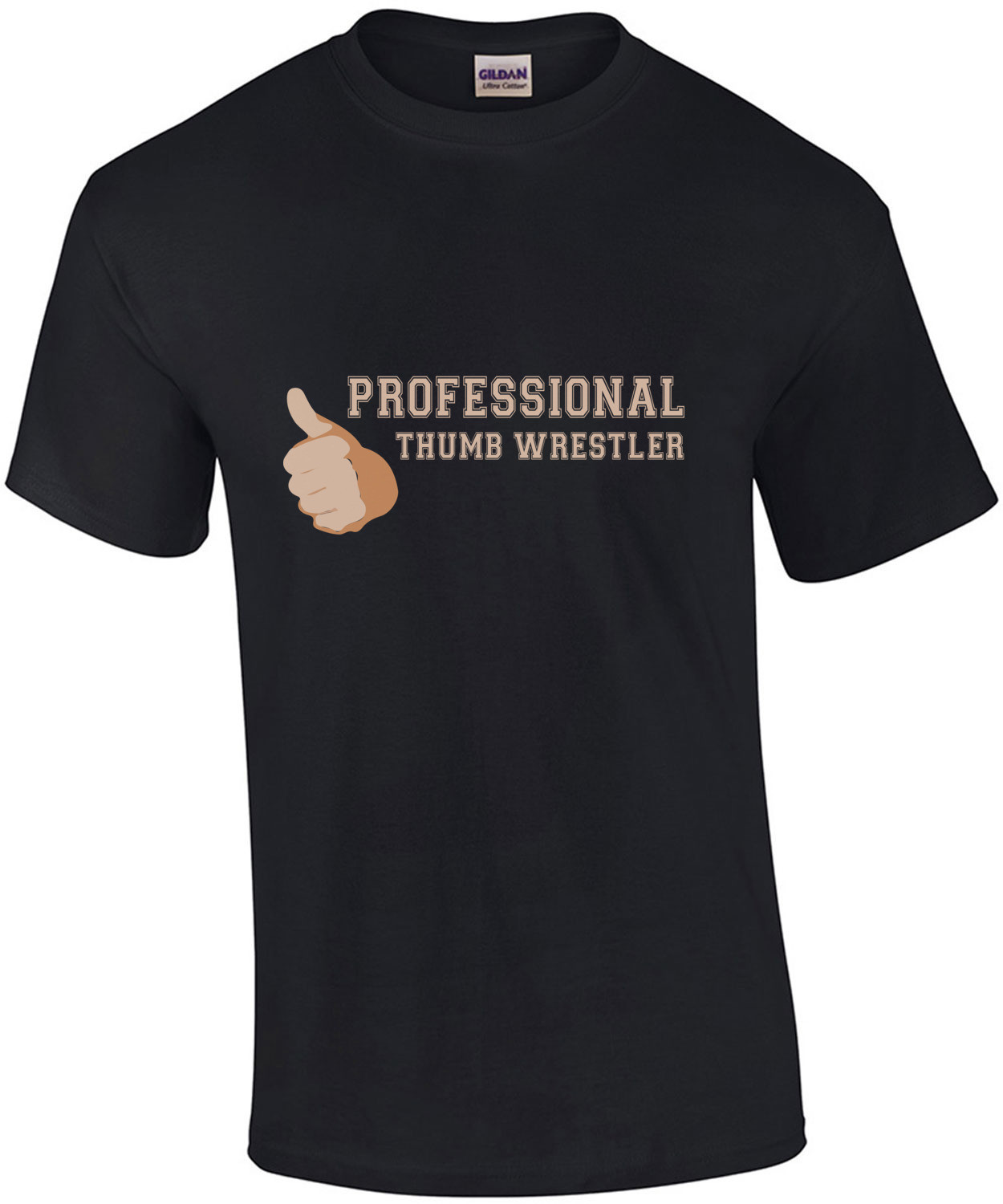 Professional Thumb Wrestler T-Shirt