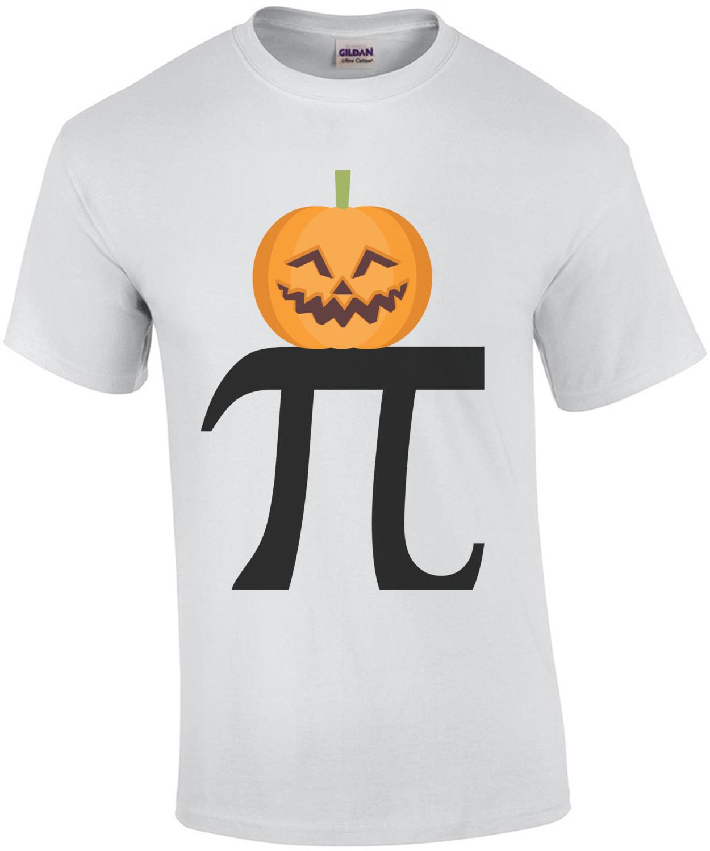 Pumkin Pi - Funny Halloween T-Shirt