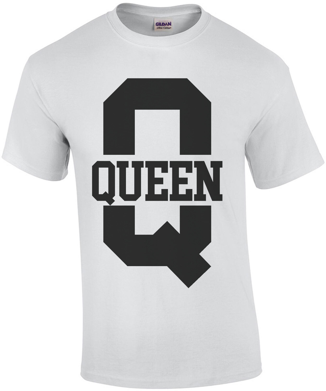 Queen - Couple's T-Shirt