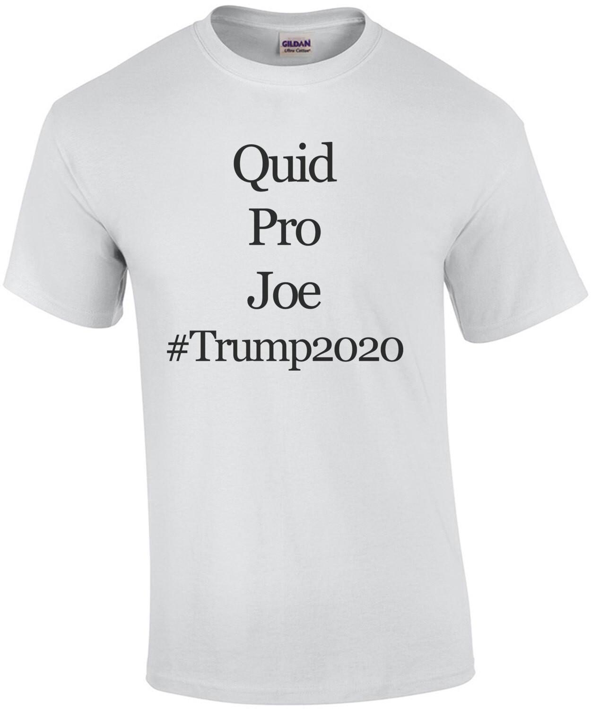 Quid Pro Joe