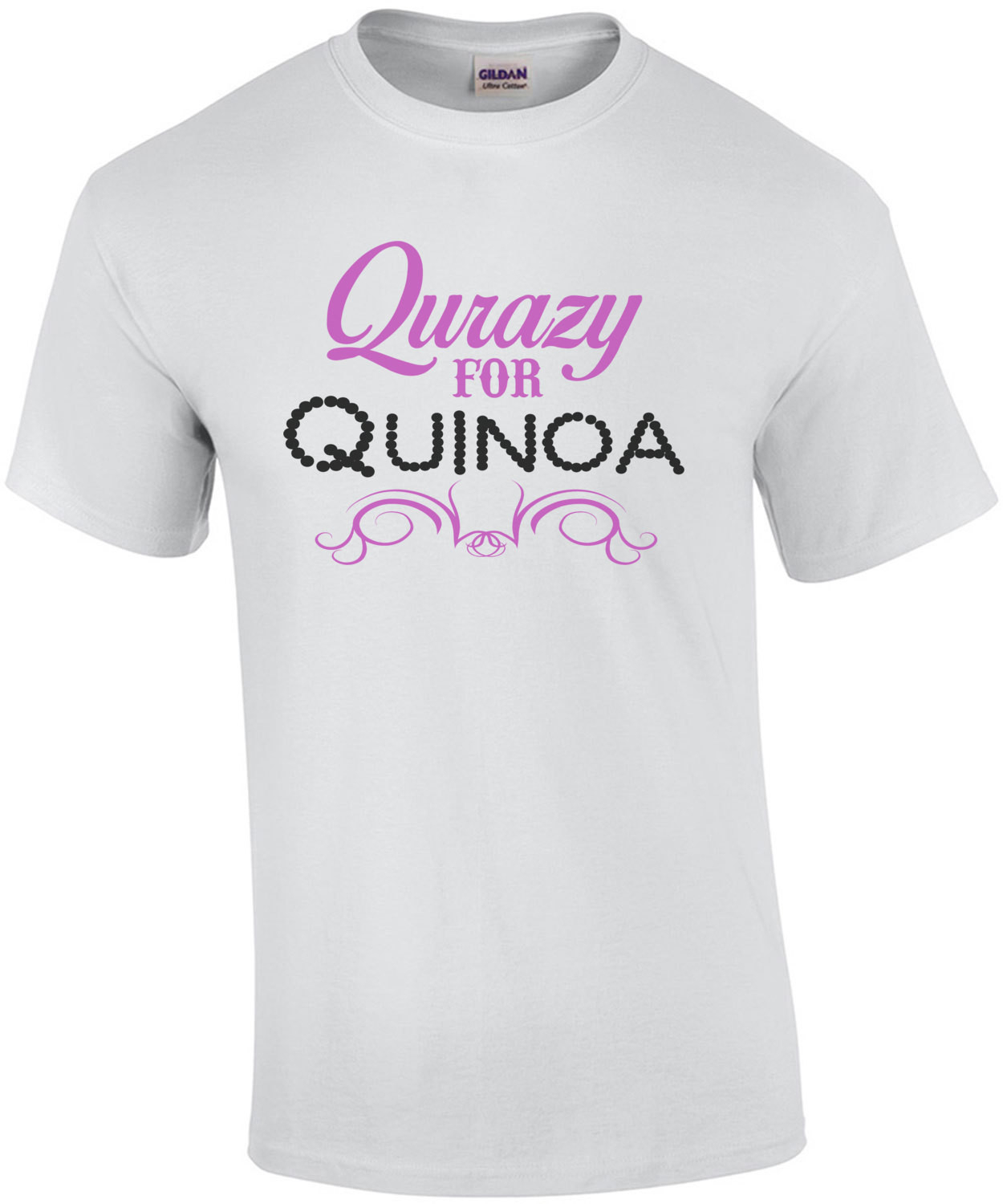 Qurazy For Quinoa T-Shirt