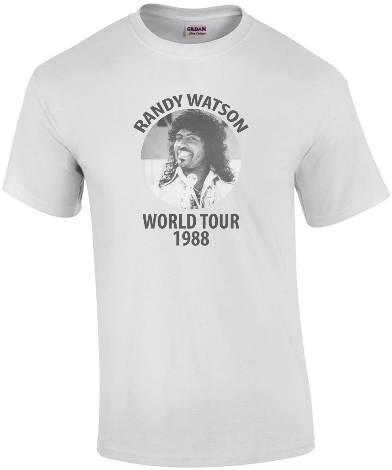 Randy Watson World Tour 1988 - Coming To America T-Shirt
