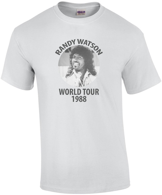 Randy Watson World Tour 1988 - Coming To America T-Shirt