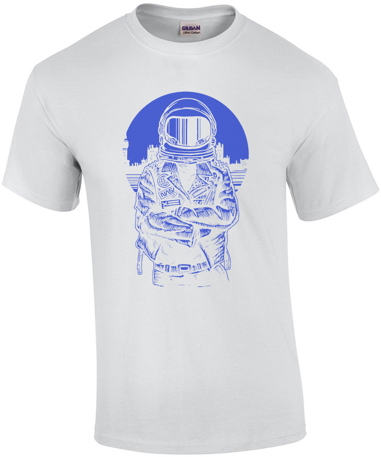 Rebel Astronaut T-Shirt