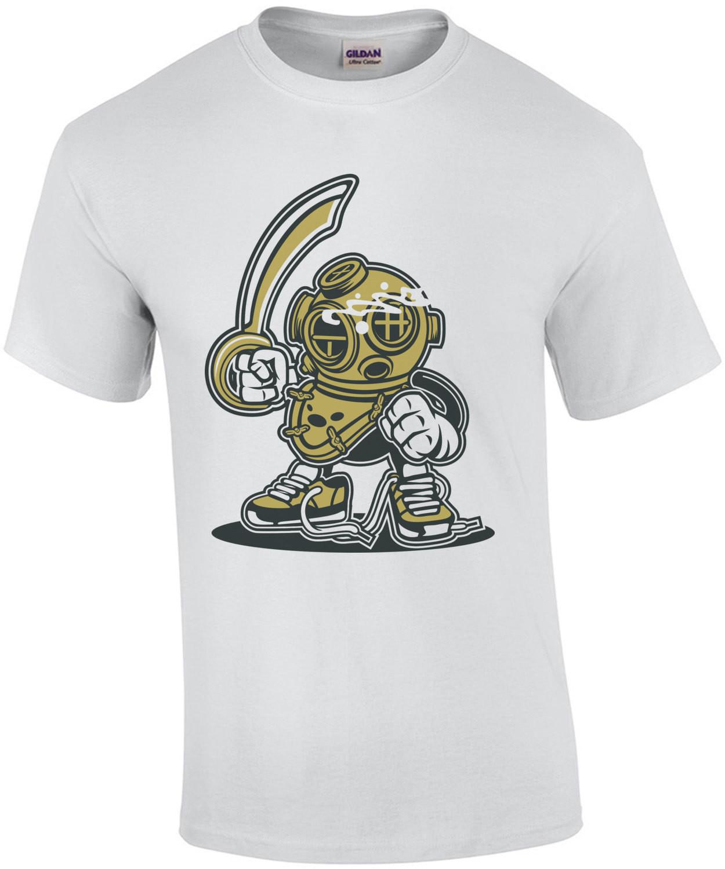 Retro Diver T-Shirt