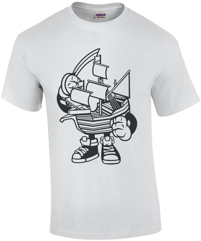 Retro Sailer T-Shirt