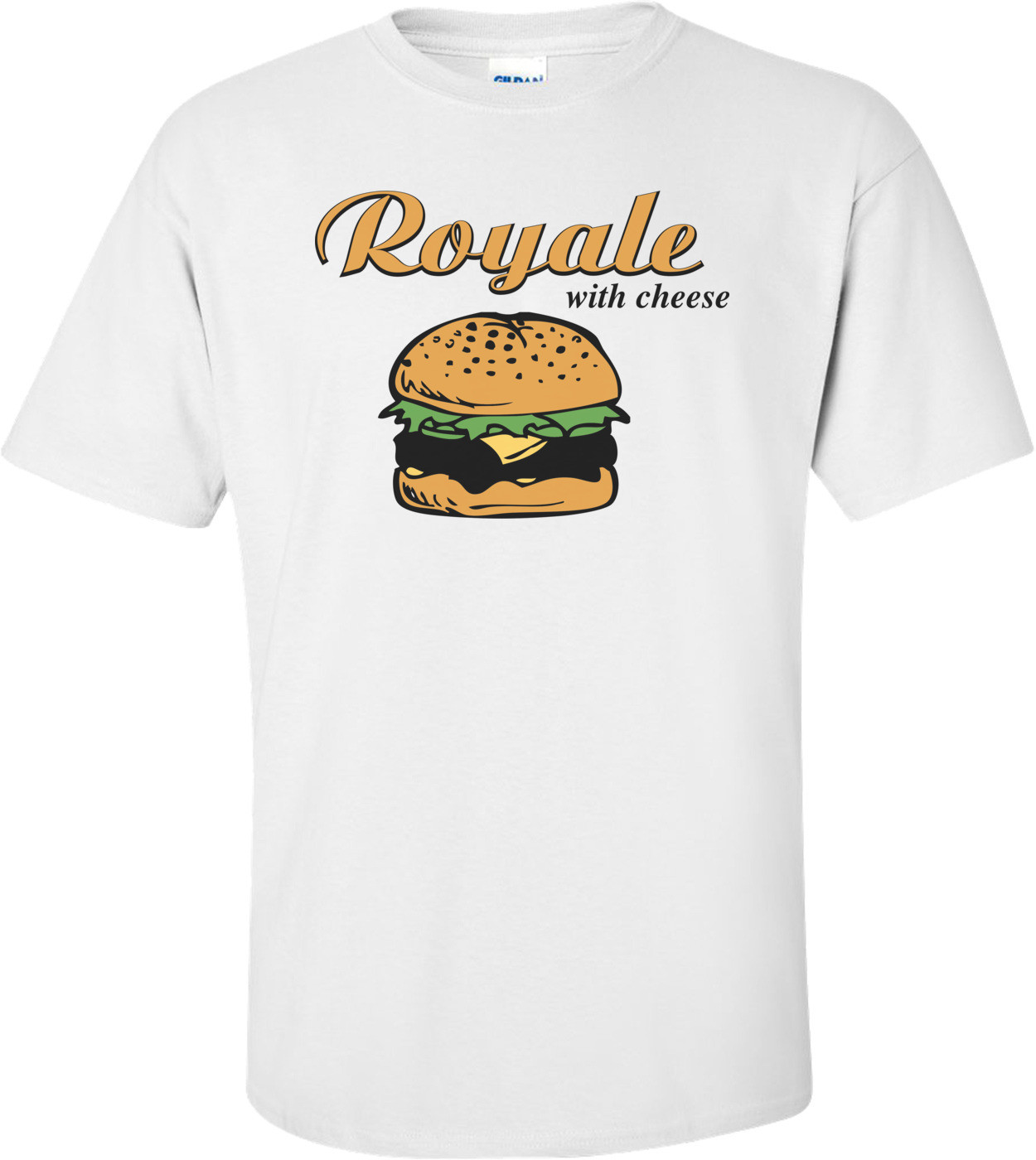 Royale With Cheese Pulp Fiction T-shirt