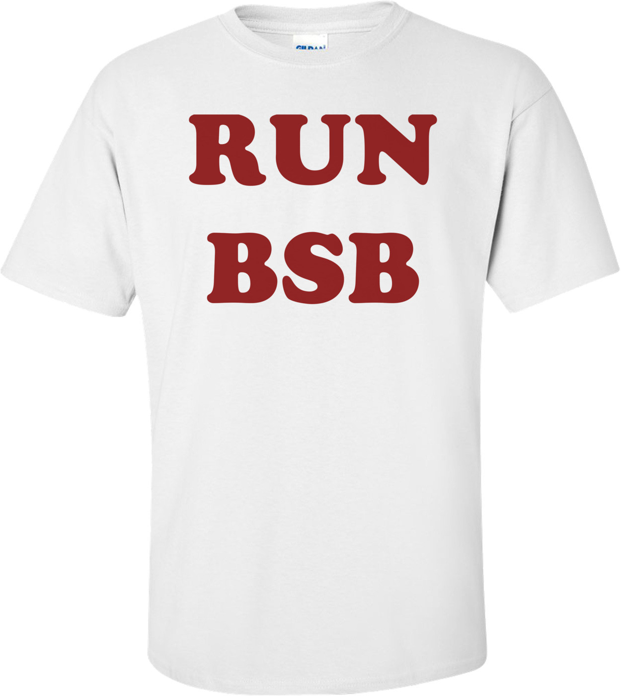 RUN BSB Shirt