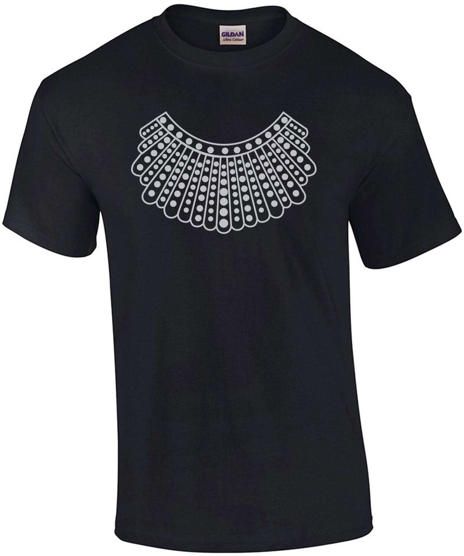 Ruth Bader Ginsburg Dissent Collar T-Shirt