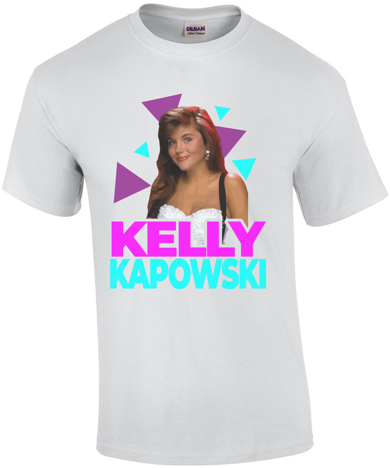 Saved By The Bell - Kelly Kapowski - 90's T-Shirt