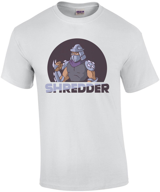 Shredder - Teenage Mutant Ninja Turtles TMNT - 80's T-Shirt