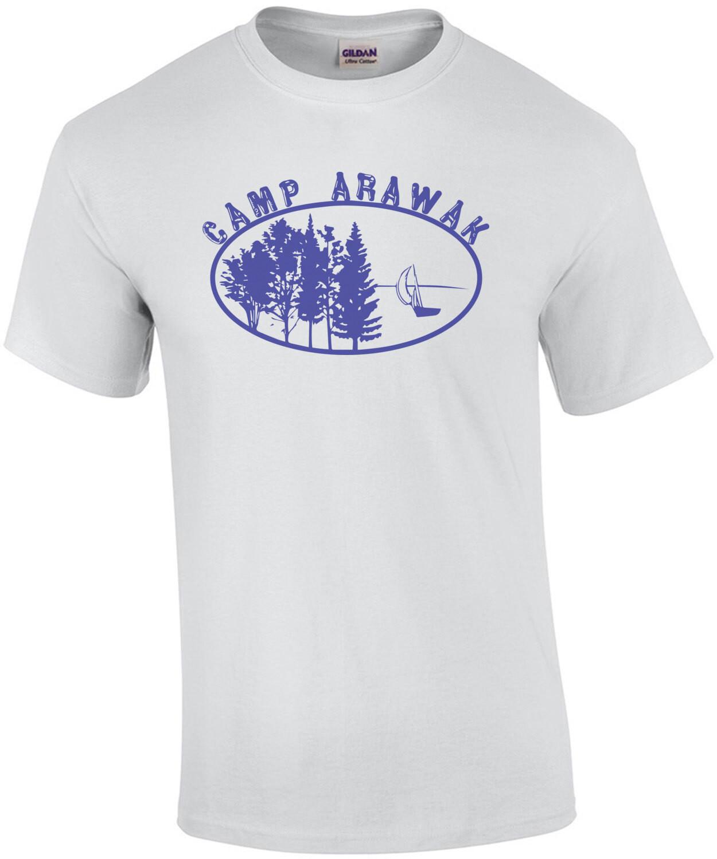 Sleepaway Camp - Camp Arawak - Halloween 80's T-Shirt