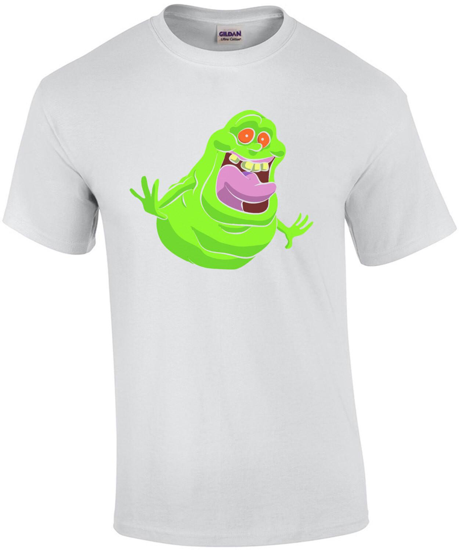 Slimer - Ghostbusters T-Shirt - 80's T-Shirt