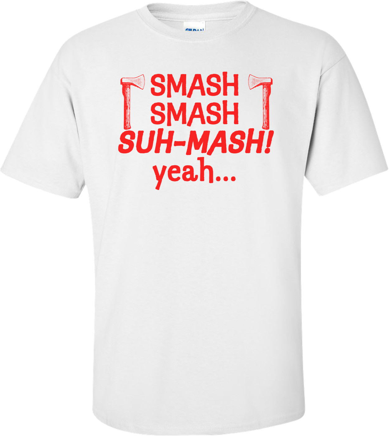 Smash, Smash, Smash! Homeless Hitchhiker Hero Kai T-shirt