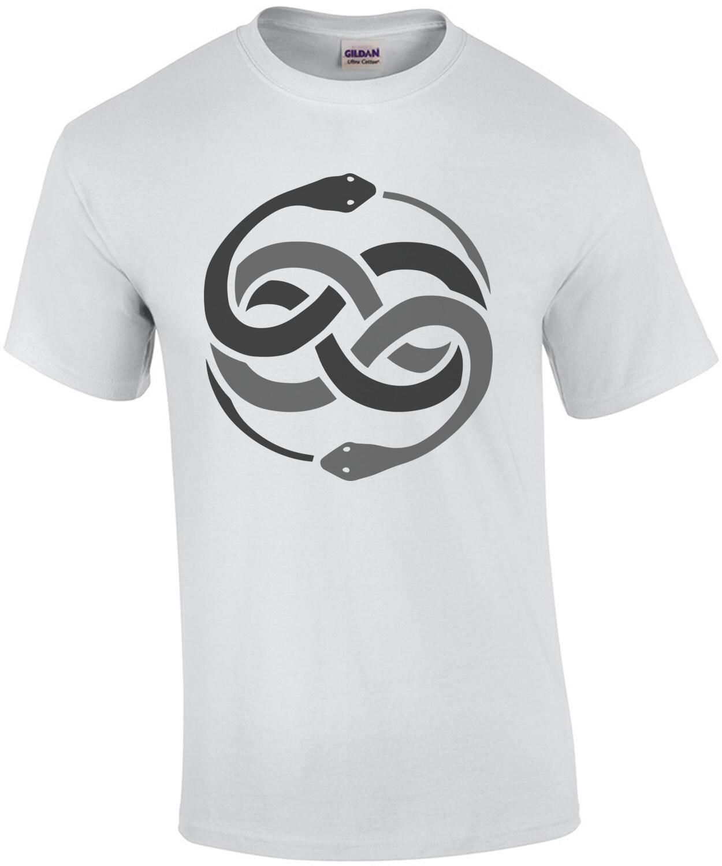 Snake Symbol - Neverending Story T-Shirt - 80's T-Shirt