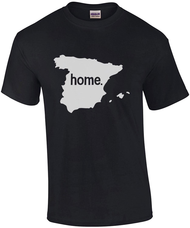 Spain Home T-Shirt
