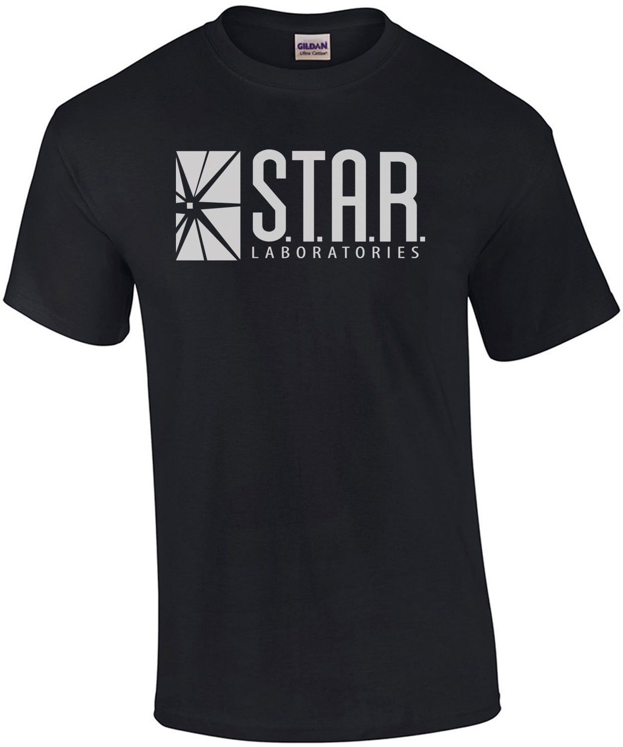 STAR Laboratories S.T.A.R. Labs the Flash tv show Barry Allen Comic - t-shirt