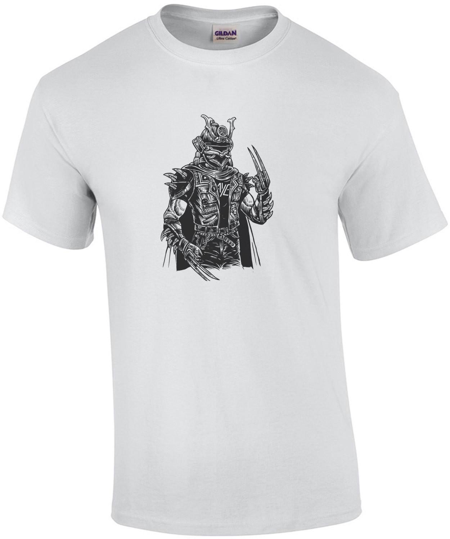 Steampunk Samurai T-Shirt
