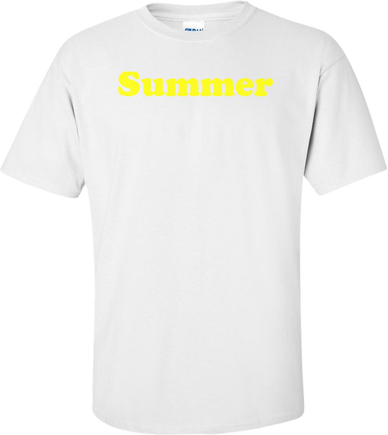 Summer - Maternity Shirt