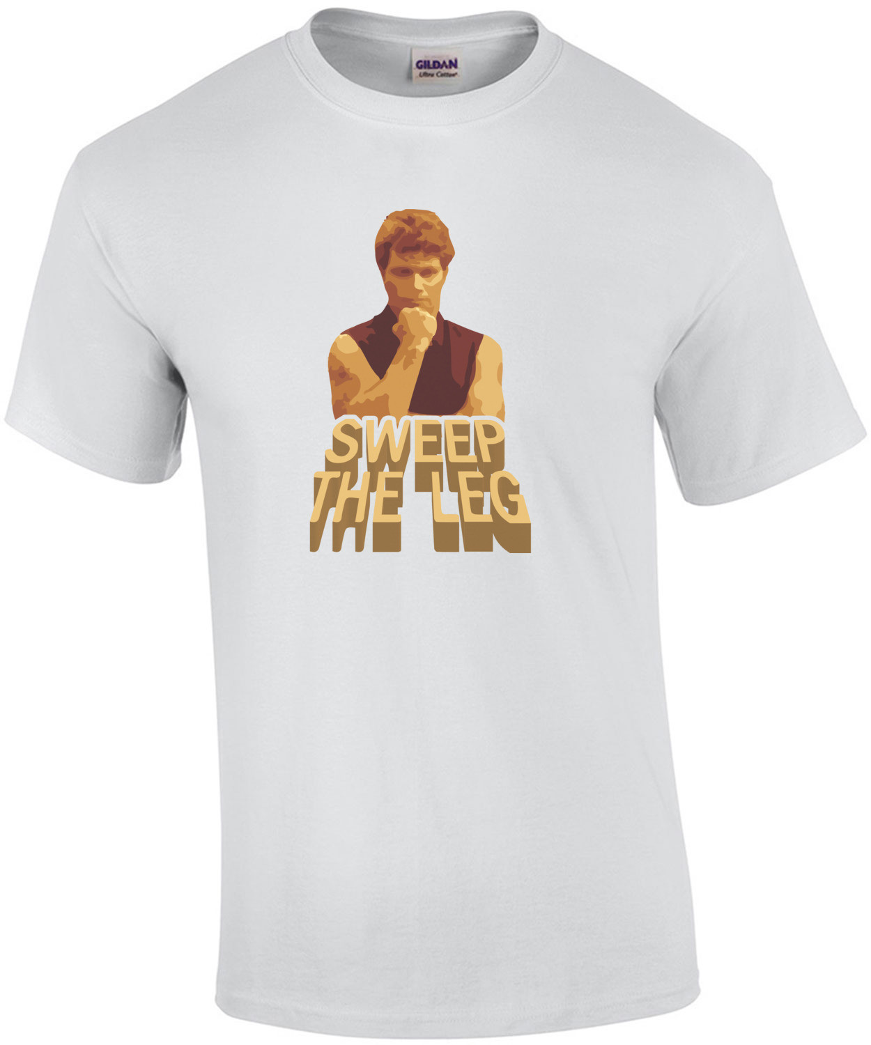 Sweep The Leg - Karate Kid T-shirt