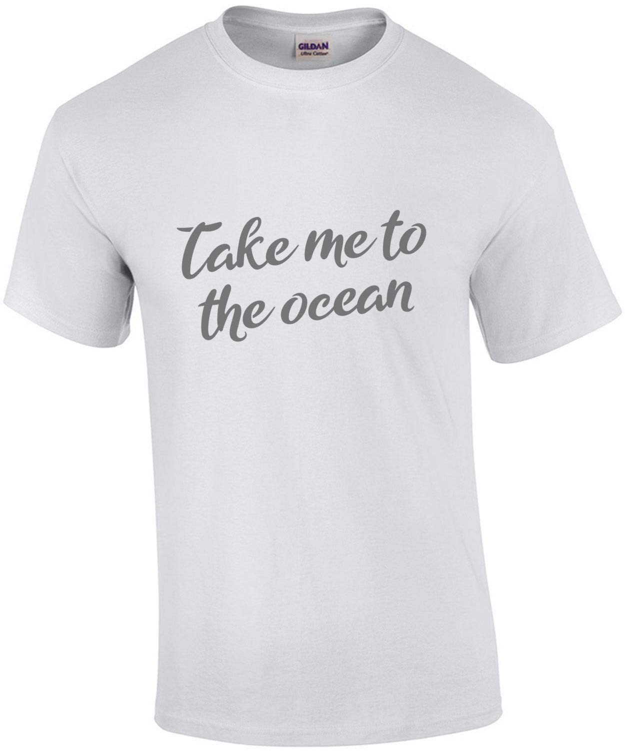 Take me to the ocean tshirt