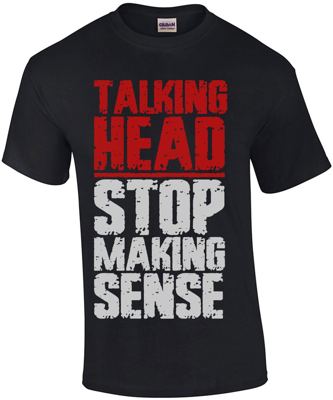 Talking Head - Stop Making Sense - 80's T-Shirt
