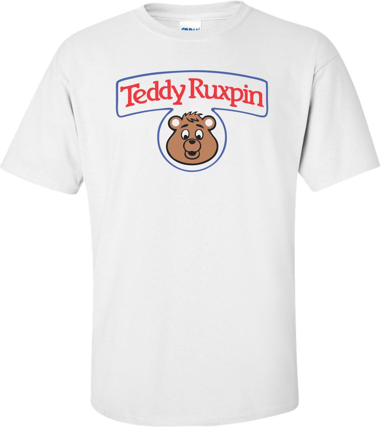 Teddy Ruxpin T-shirt