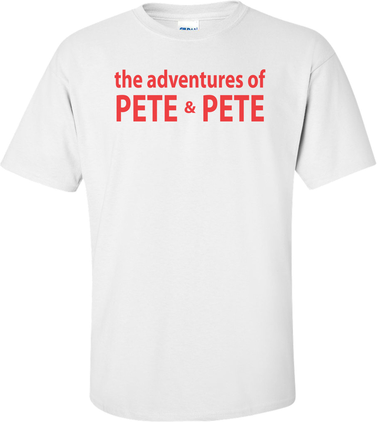 The Adventures Of Pete And Pete T-shirt