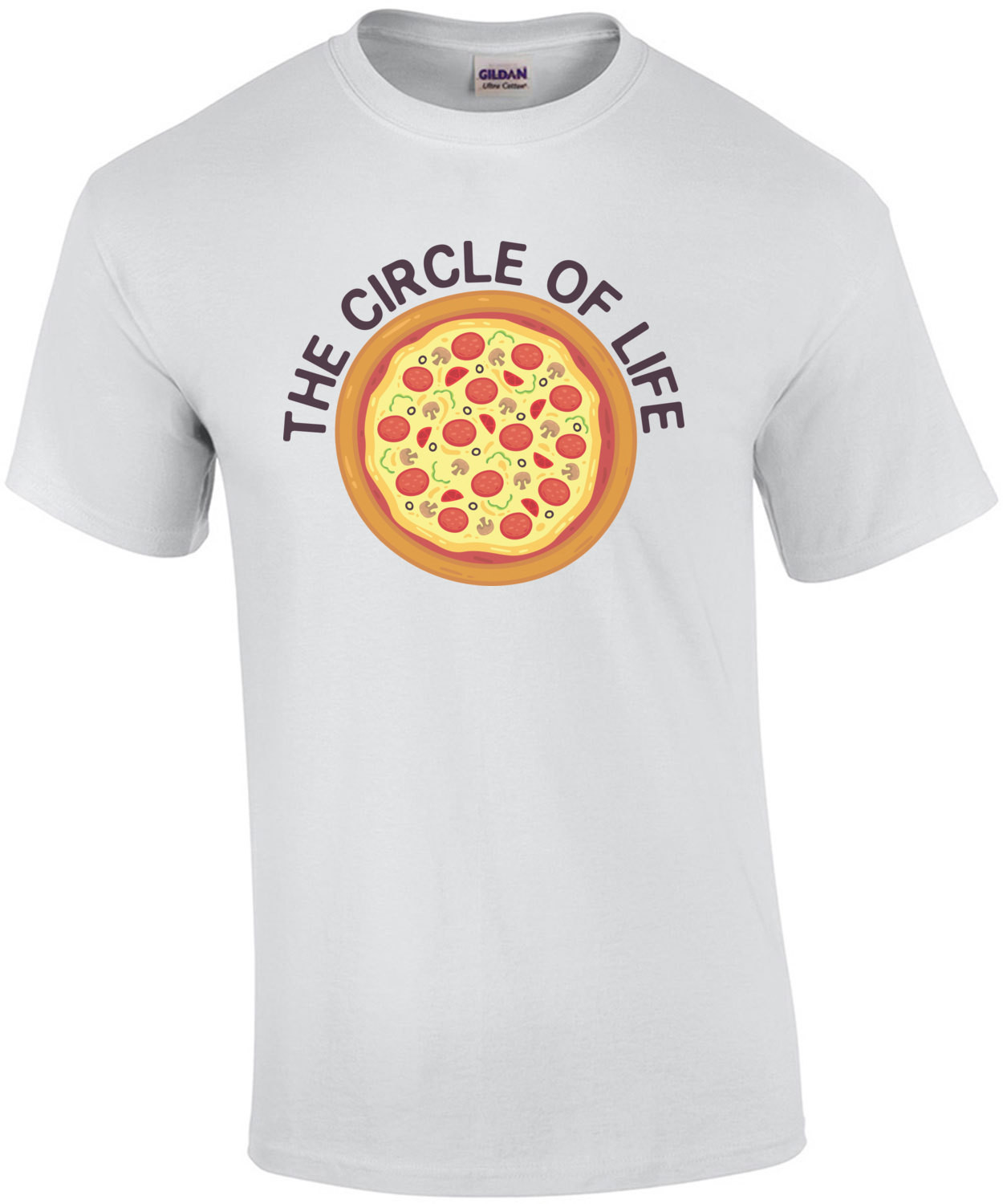 The Circle of Life - Funny T-Shirt