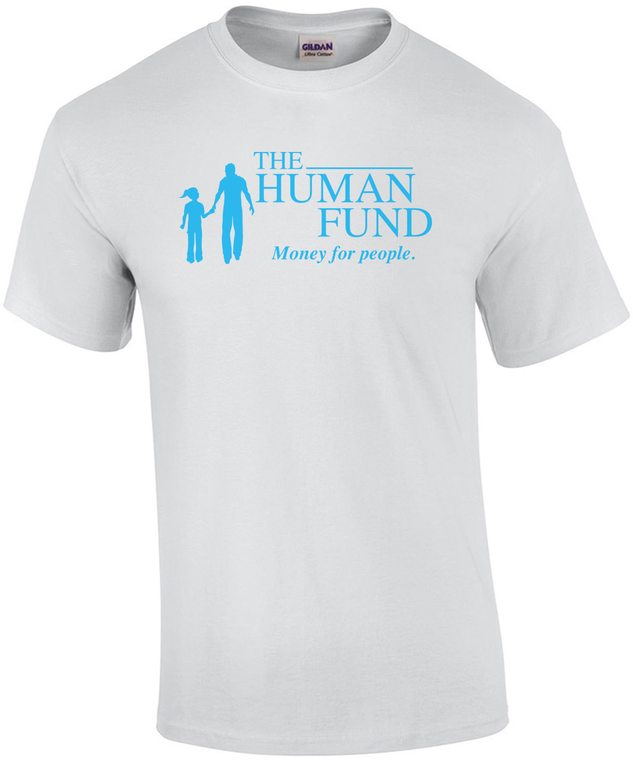 The Human Fund Money For People T-shirt
