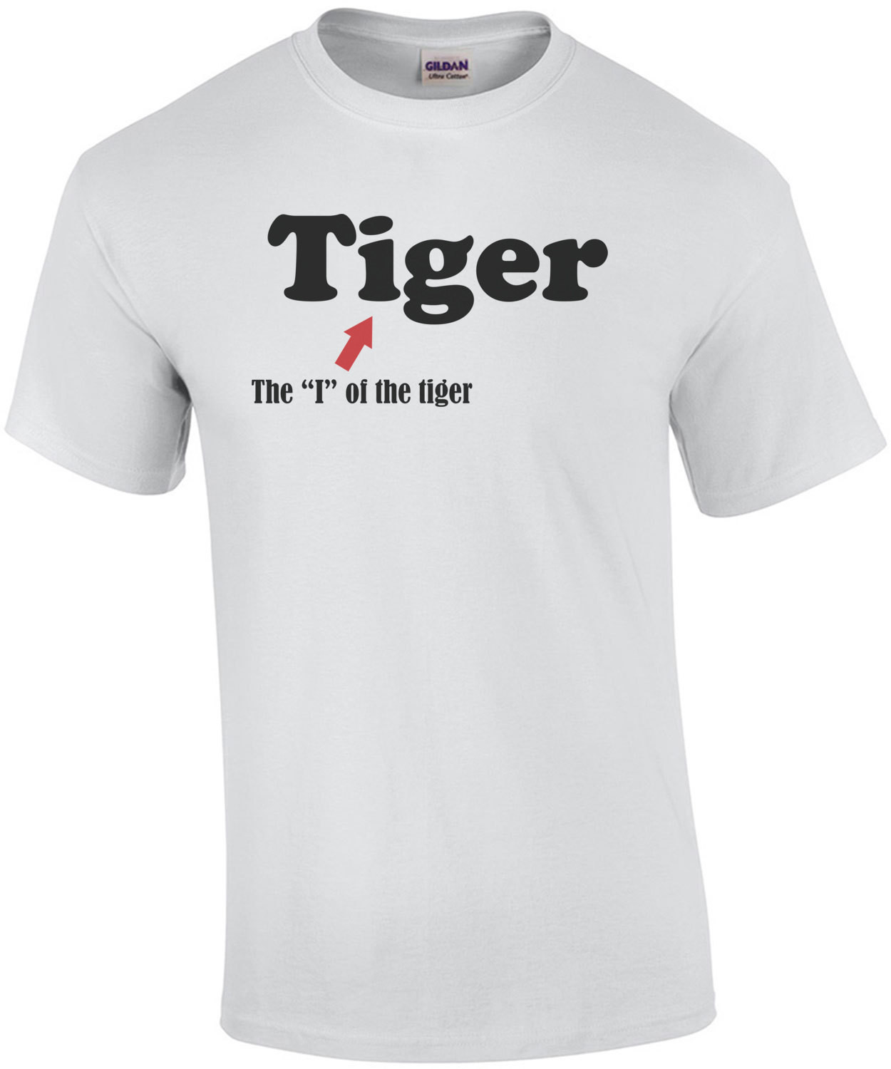 The I Of The Tiger T-Shirt