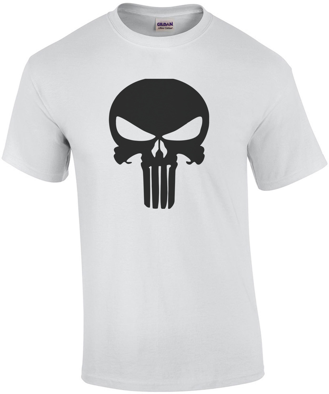 The punisher skull t-shirt