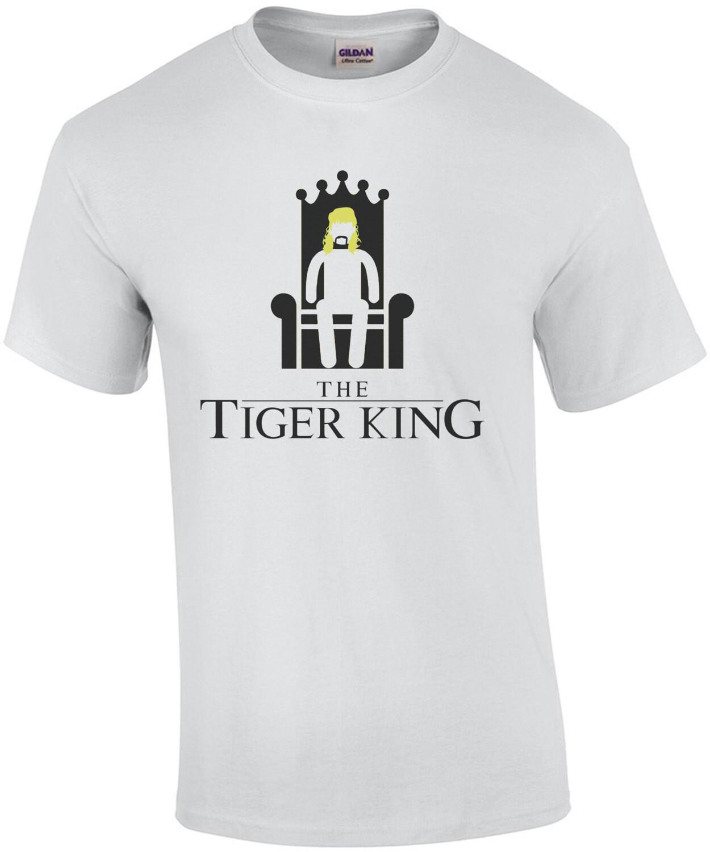 The Tiger King Funny Joe Exotic T-Shirt