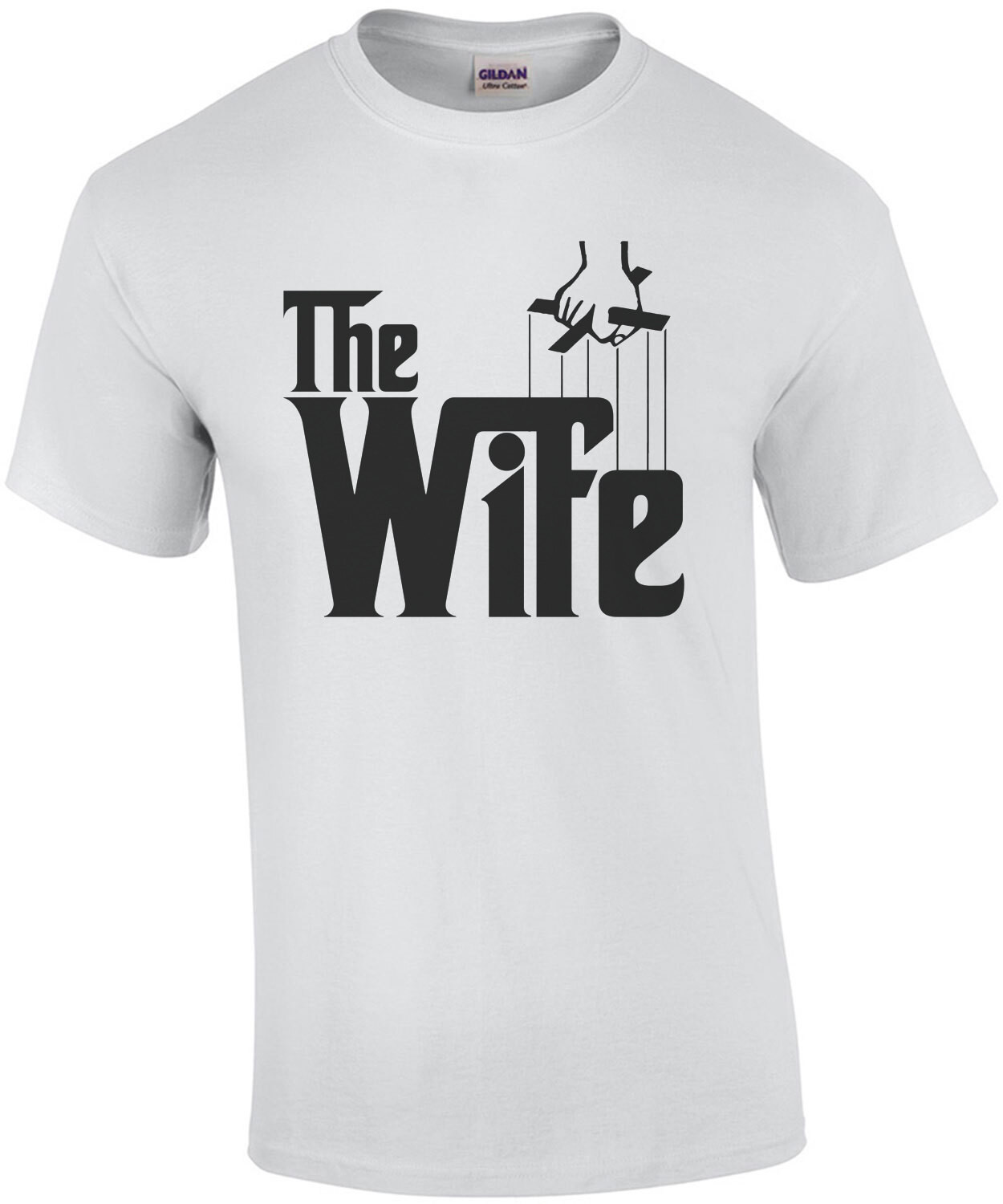 The Wife - Couple's T-Shirt