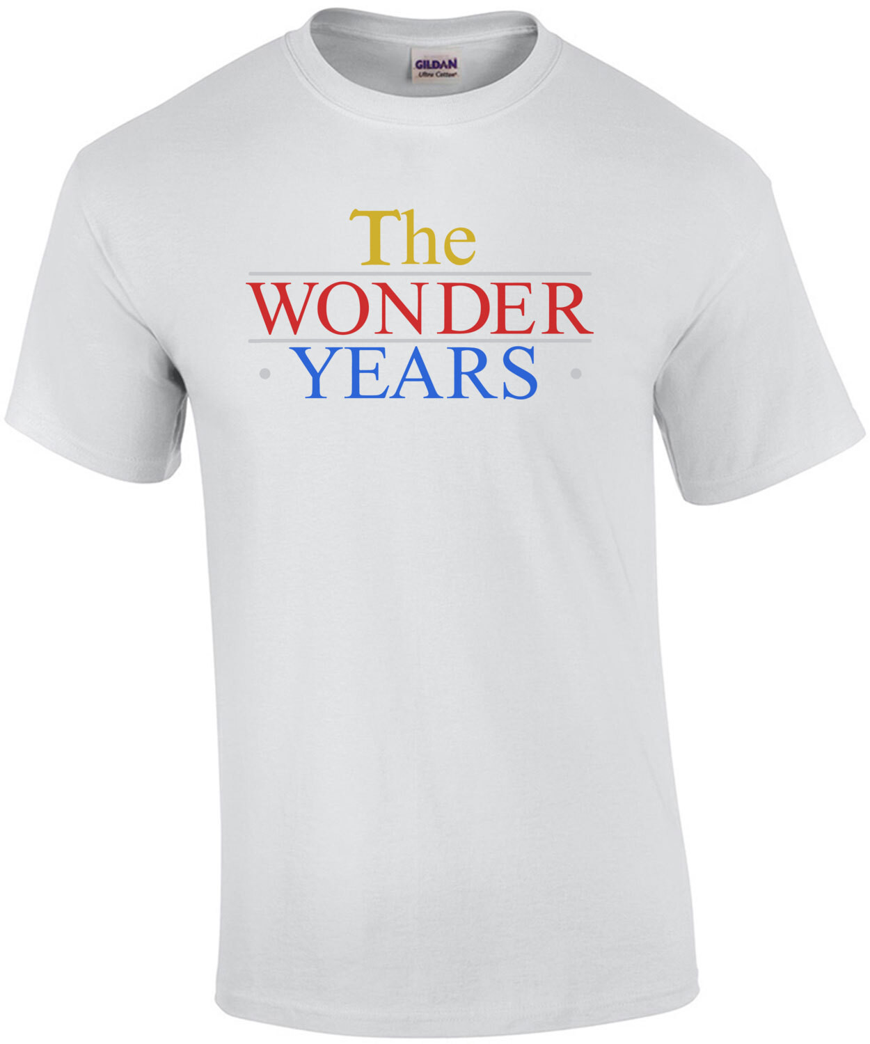 The Wonder Years - 80's T-Shirt