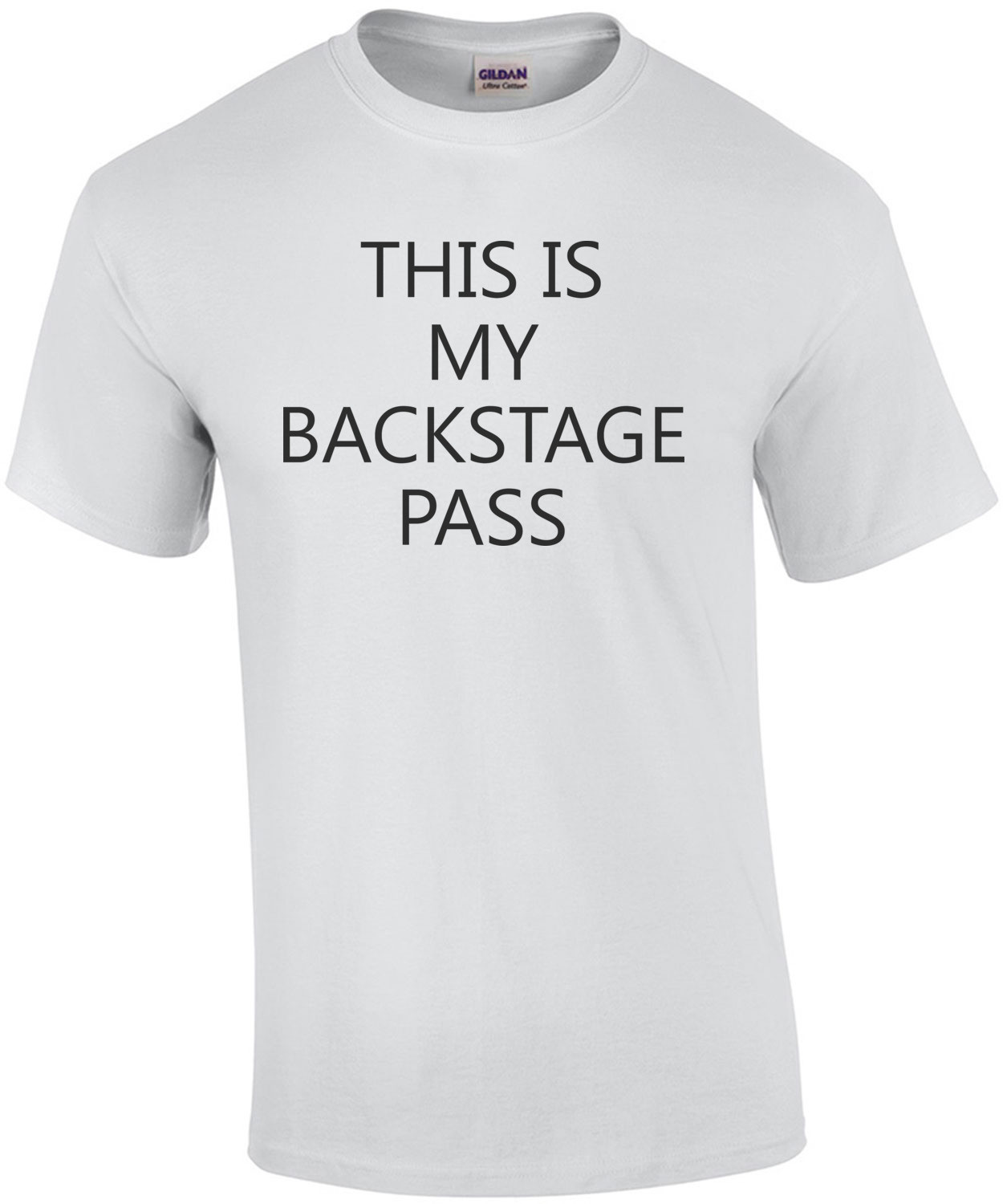 This Is My Backstage Pass T-Shirt