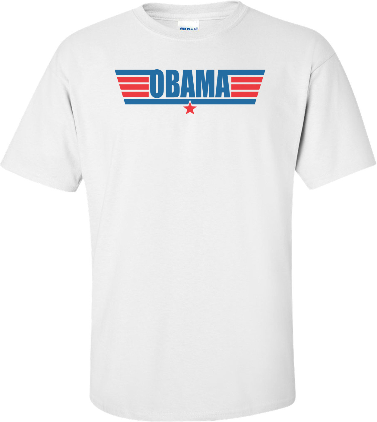 Top Gun Obama T-shirt