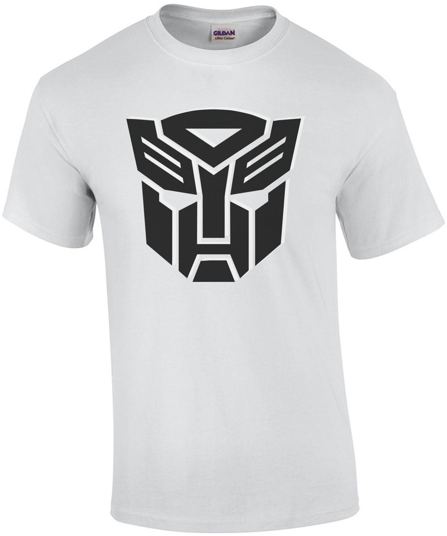 Transformers Logo 80's T-Shirt