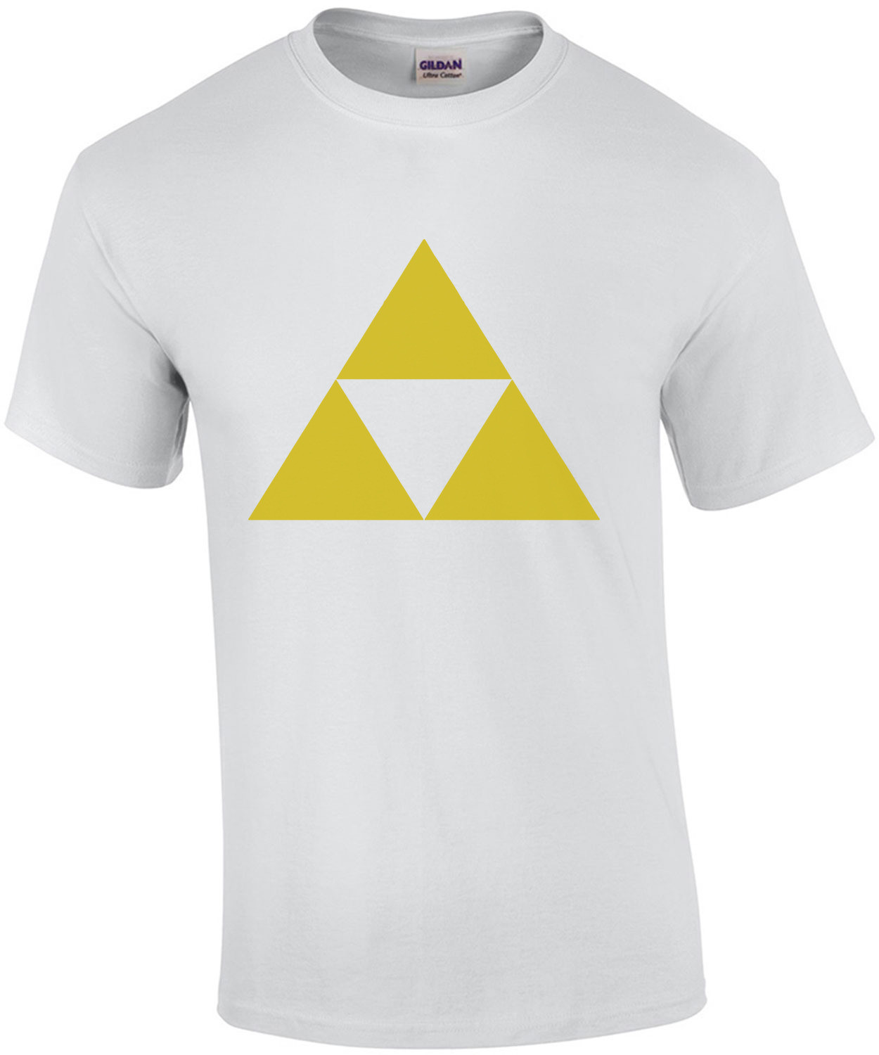Triforce - legend of zelda t-shirt