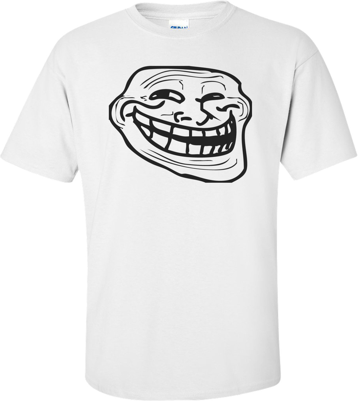 Troll Face The T-shirt