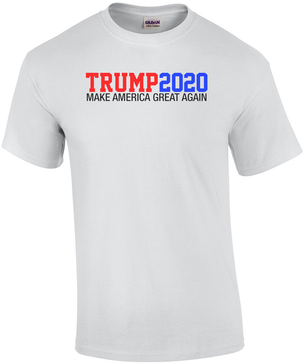 Trump 2020 - Make America Great Again T-Shirt