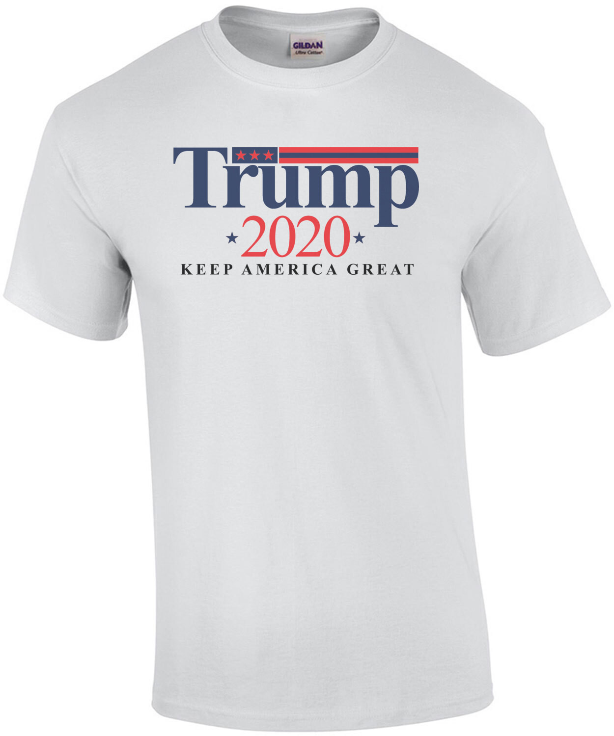 Trump 2020 - Keep America Great - Pro Trump 2020 Election - Conservative Republican T-Shirt